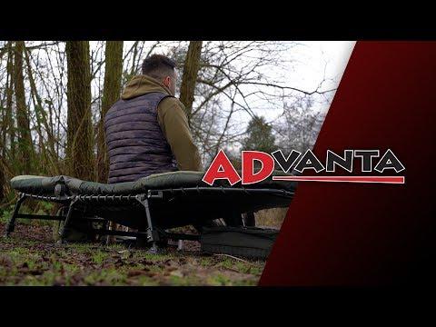 Advanta Endurance 6 Leg Memory Foam Bedchair