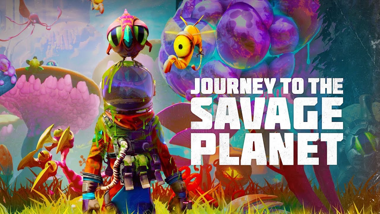 Image result for journey to the savage planet xbox one