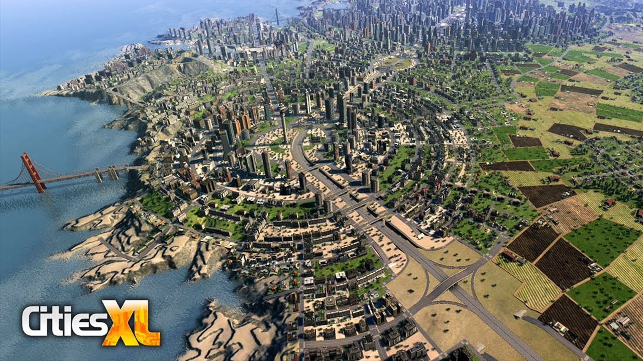 Cities XL 2012 - Gameplay [HD] - YouTube