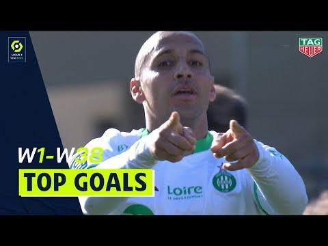 Download Top 10 Long range goals | season 2020-21 | Ligue 1 Uber Eats