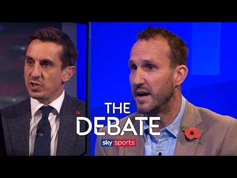 Harry Redknapp furious after Gary Neville calls Spurs 'pathetic' | The Debate | Schwarzer & McMahon