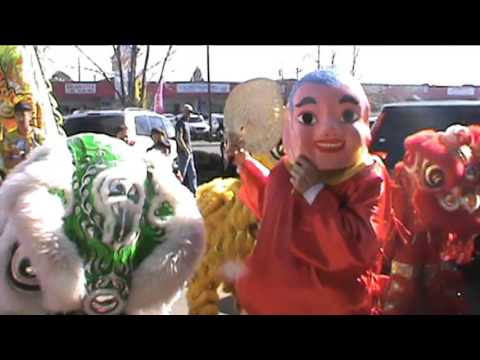 2016 NT NEW YEAR LION DANCE