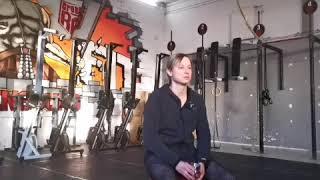 CrossFit Regensburg Mitglieder im Fokus: Paola