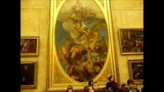 Лувр - экскурсия. 1 часть(Бродим по музею. Гид по Лувру - Олег Душин 2-ая часть https://youtu.be/ZsbwddbPeXs., 2013-02-22T11:07:08.000Z)