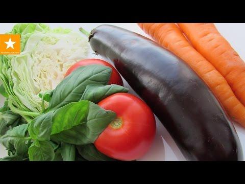 Диета ОВОЩНОЕ РАГУ - универсальный рецепт от Мармеладной Лисицы без регистрации и смс