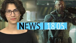 Black Ops 4 mit Battle Royale - Fortnite mit Competitive Modus - News