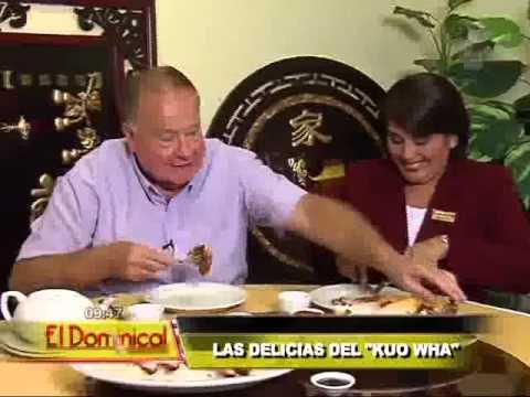 Del itese con la rica gastronom a china del restaurante - Restaurante kuo ...