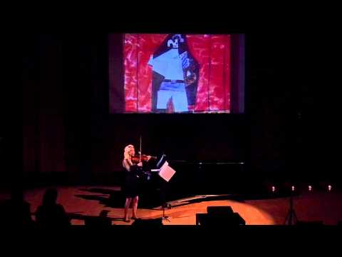 An Afternoon of Poetry and Music Part 1: Stravinsky