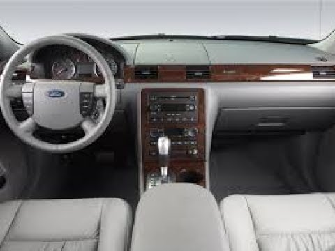 hqdefault ford five hundred mercury montego instrument cluster problem youtube  at gsmx.co