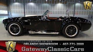 1965 AC Cobra Gateway Classic Cars Orlando #185