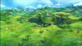 Ni no Kuni PS3 Trailer