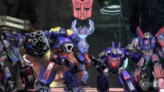 Transformers: War For Cybertron Multiplayer Trailer