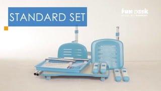 FunDesk Bambino - Children Desk & Chair Set for Drawing