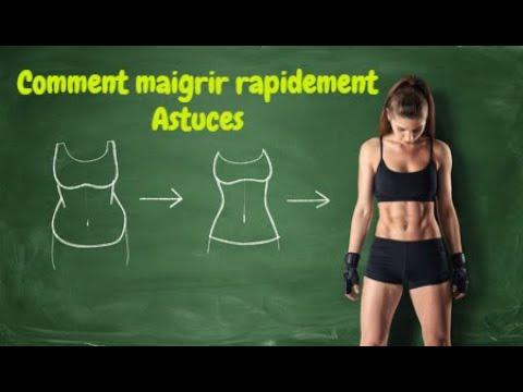 comment perdre du poids en 10 jours de façon saine
