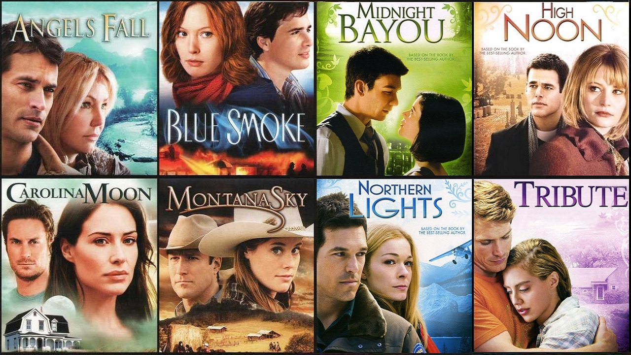 Nora Roberts Movies / Books Adaptations