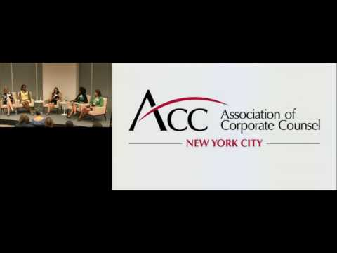 ACC-NYC Women's Group Presents: Making the In-House Counsel to Business Transition
