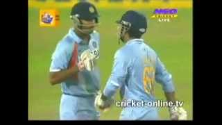 India vs Sri Lanka SL T20 20 Highlights Cricket 2009 Yusuf Irfan Pathan Cricket Video Clip