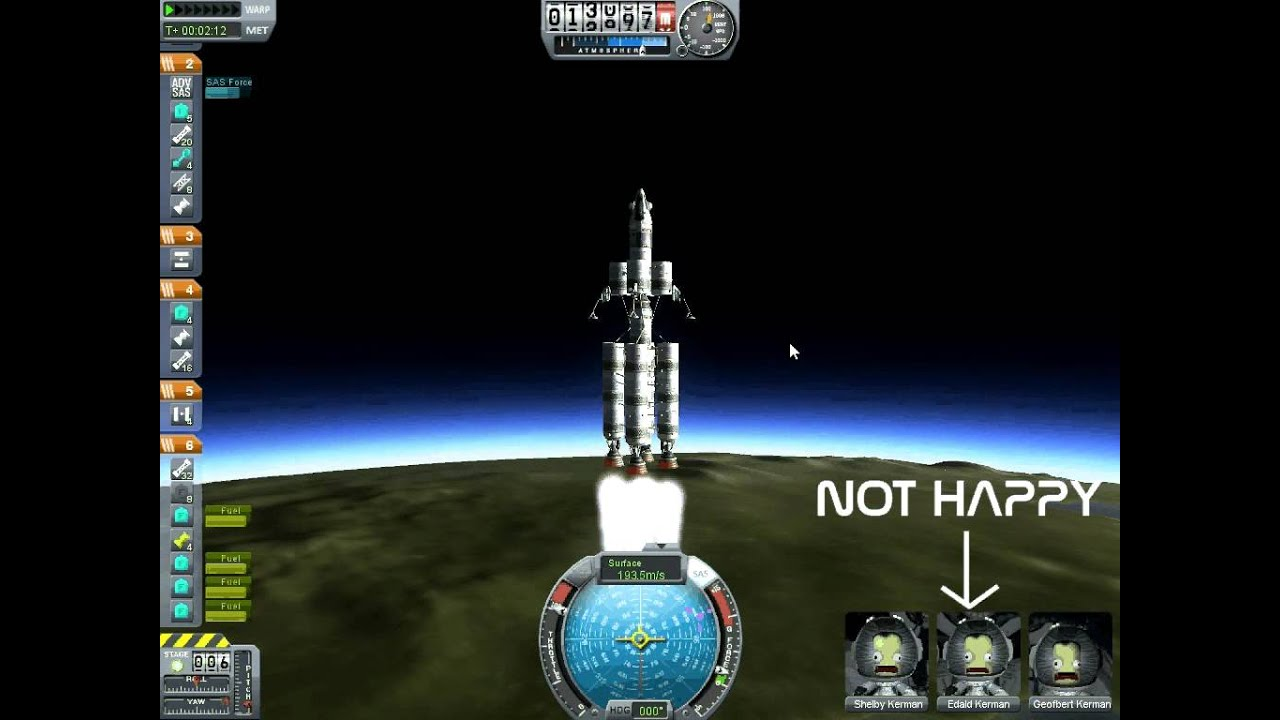 Kerbal space program 0.15