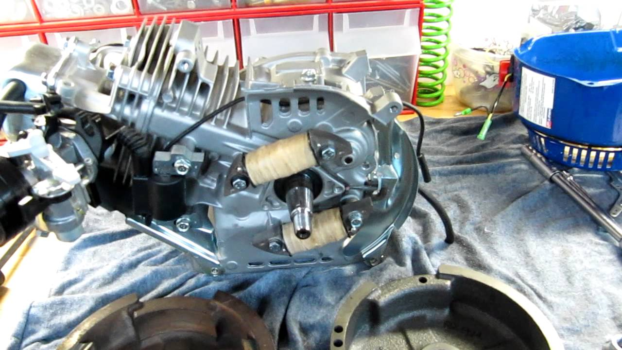 Honda Gx200 Wiring Diagram