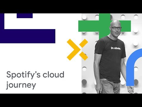 Spotify's Journey to the Cloud (Cloud Next '18)