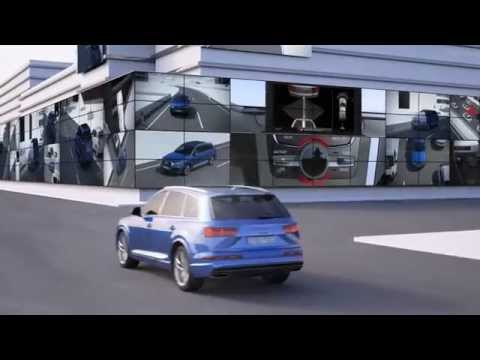 Audi Q7 Driver Assistance Systems | Turn Assist