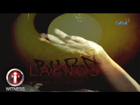 """I-Witness: """"Lapnos,"""" a documentary by Jay Taruc (full episode)"""
