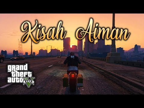 Kisah Aiman (GTA 5 Malaysia) - GTA 5 Story Mode Walkthrough Gameplay #16
