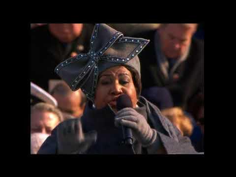 Aretha's Epic Obama Inauguration Performance