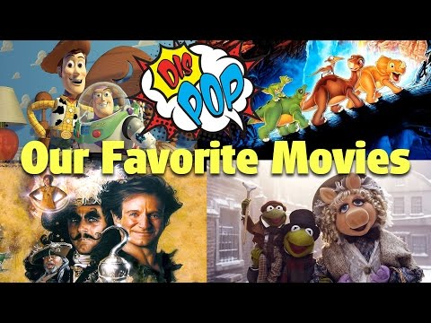 Our Favorite Movies from Disney, Pixar, Star Wars, Marvel, and More! | DIS POP | 05/12/17
