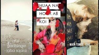 Huaa hai aaj paheli bar full screen WhatsApp status ll vcash style ll