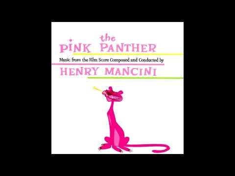 HQ The Pink Panther Theme  Henry Mancini