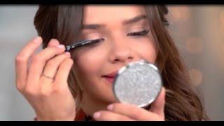 Smoky eyes - дневной макияж от Маши Вэй(Подписывайся на новые видео: http://bit.ly/CTCLove Смотри #ЛавСтайл по субботам в 21:00 на CTС Love., 2016-03-11T10:18:16.000Z)