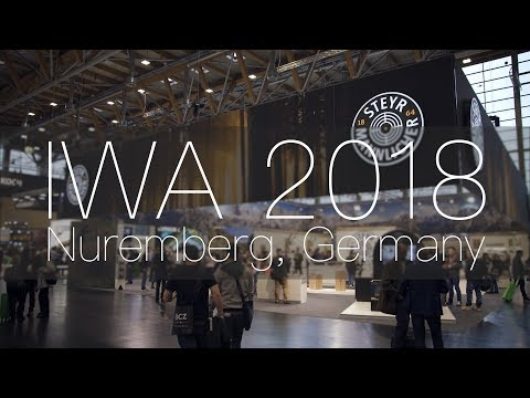 EYE CANDY at IWA 2018