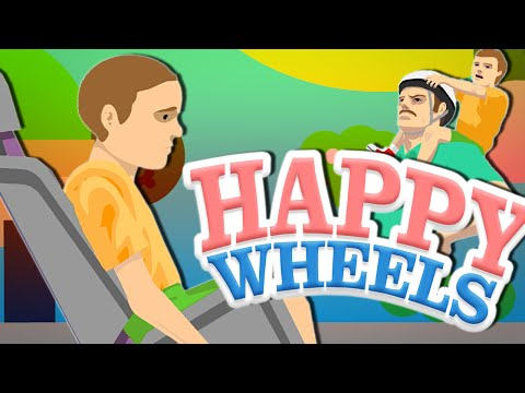 Happy Wheels | I'M SORRY BILLY!!