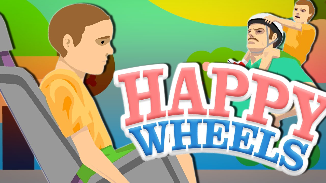 happy wheels apk here