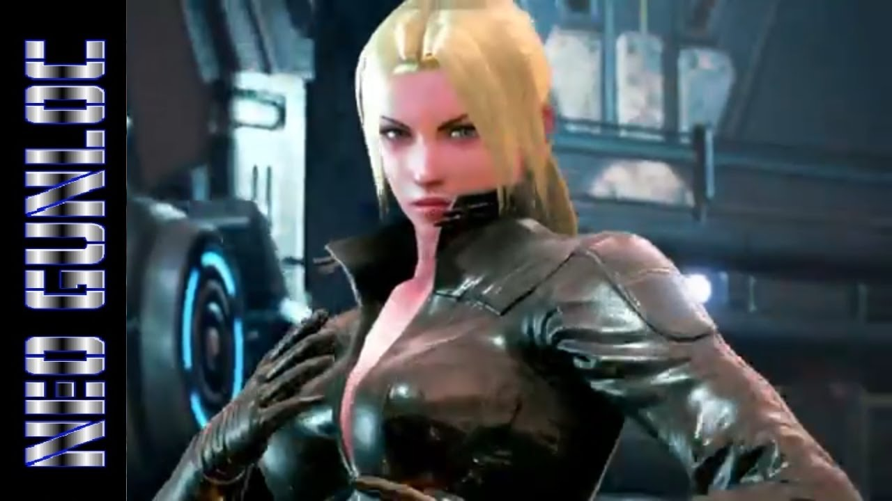 Tekken 7 Nina Williams Movie Outfit Arcade Mode Youtube