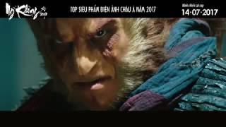Wu Kong - Ngộ Không Kỳ Truyện   Trailer 3