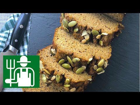 Keto Pumpkin Bread   Low Carb Fall Recipe
