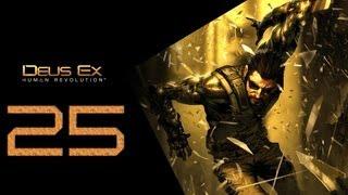 Deus Ex Human Revolution Прохождение Часть 25