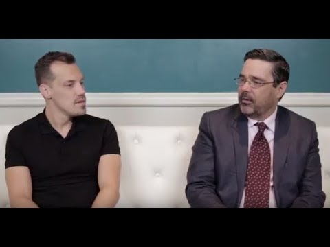 Ben Simkin Interviews Bond Halbert