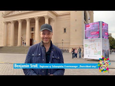 Unser Eventmanager Benjamin Stoll berichtet von der Einheits-Expo in Potsdam