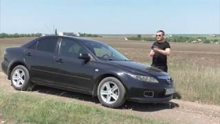 Mazda6 GG. MZR-LF. Чистка впускного коллектора, ДЗ и клапана EGR.