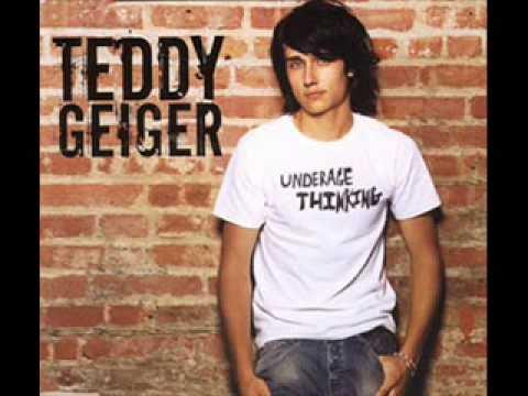 For You I Will - Teddy Geiger ( Lyrics )