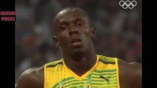 Usain Bolt [Fastest Man Alive] - All Races Of 2016 & 3 World Record Breaks Of Rio Olympic
