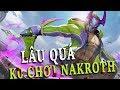 Chiến Phá Lang Nakroth Msuong trở lại Rank Cao Thủ.