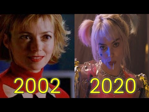 Evolution Of Harley Quinn In Movies & TV (2002-2020)