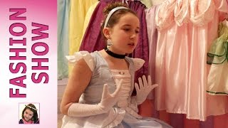 Fashion Show Part 2 - Dressing Room Tea Party