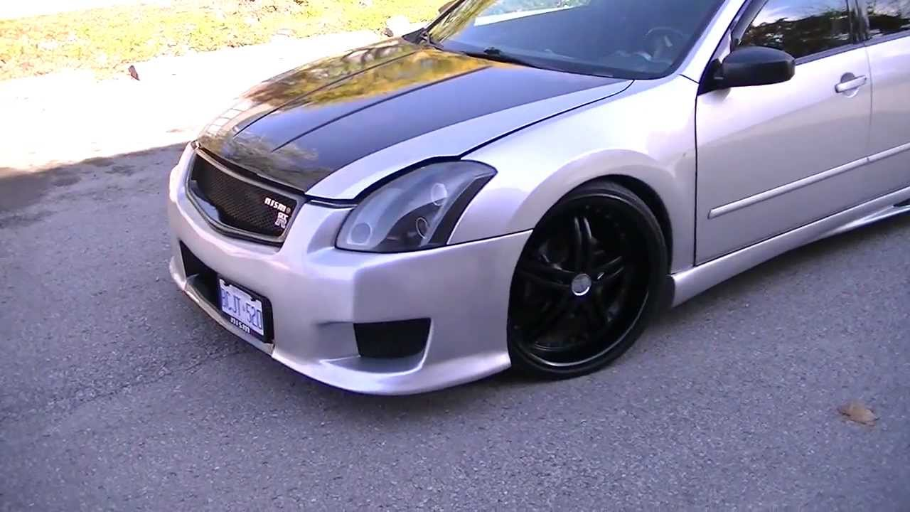 2004 Nissan Maxima Rises From The Dead Youtube