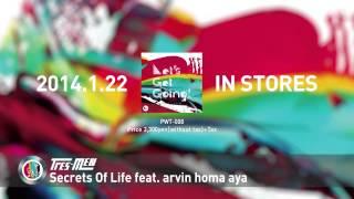 Tres-men / Secrets Of Life feat. arvin homa aya