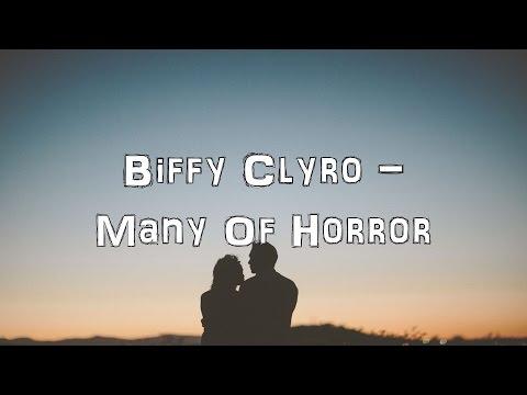 Biffy Clyro - Many Of Horror [Acoustic Cover.Lyrics.Karaoke]